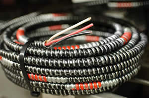 Beacon Electrical stocks all types of electrical wire and accessories.